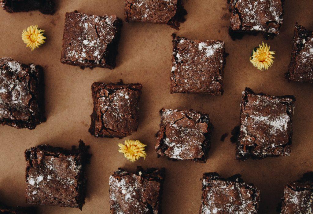 Czekoladowe ciastka brownie, które zachwycą każdego